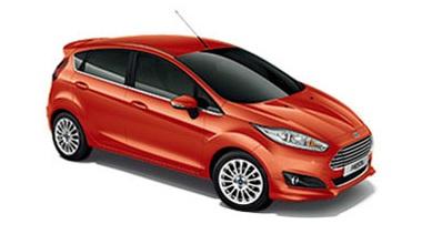 Ford Fiesta Hatchback 1.5L Trend AT