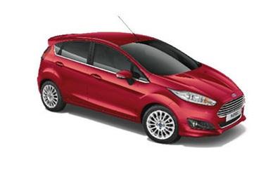 Ford Fiesta Hatchback 1.5L AT Sport+