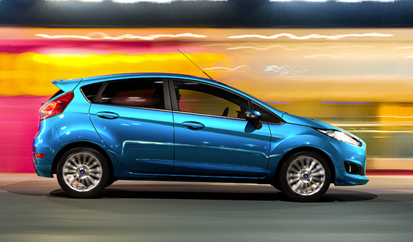 Ford Fiesta 1.0L Ecoboost 5D AT