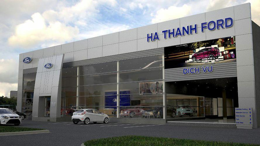 Ha Thanh Ford