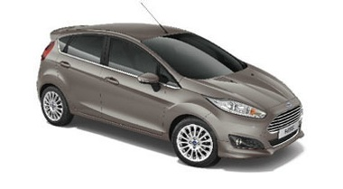Ford Fiesta 1.0L Ecoboost 5D AT