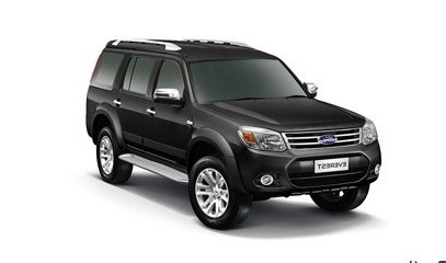 Ford Everest 4×4 MT