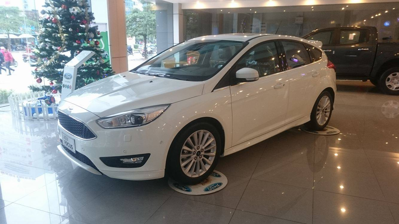Ford Focus 1.5L 5D Ecoboost Sport+ AT
