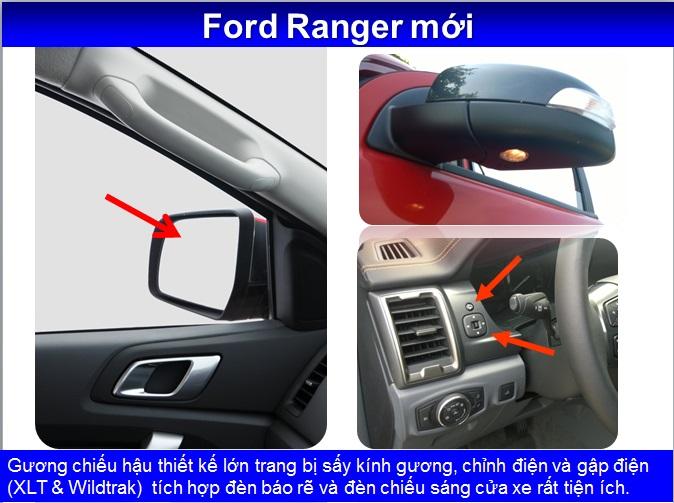 Ford Ranger mới 2.2L Wildtrak 4×2 AT