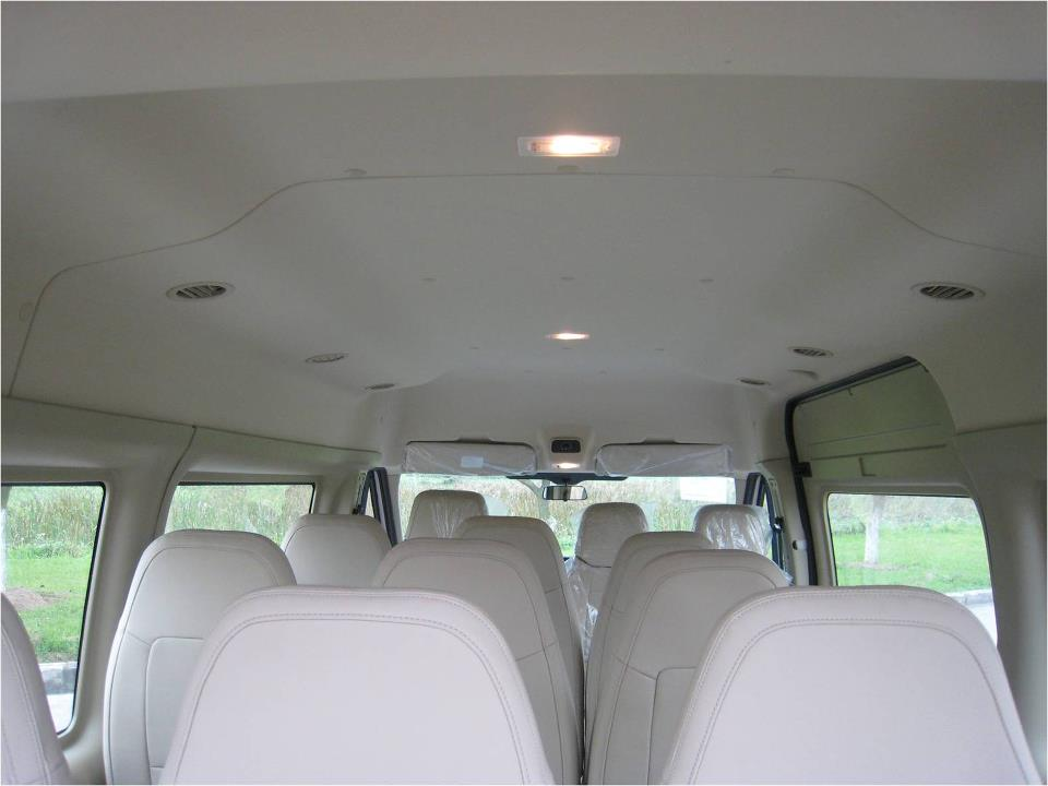 "Ford Transit LX 16s ""Bản Tiêu Chuẩn"""