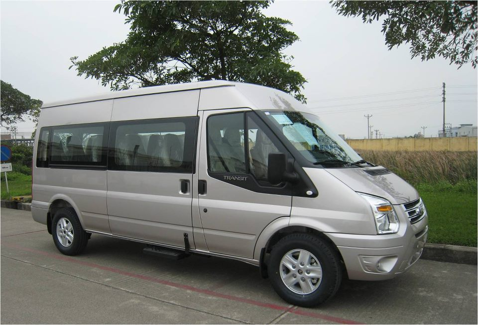 "Ford Transit SLX 16s ""Bản Luxury"""