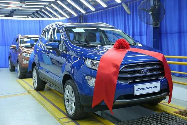 Ford Ecosport 2018 1