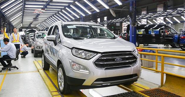 Ford Ecosport 2018 19