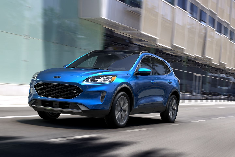Ford Escape 2020 mới có về Việt Nam?