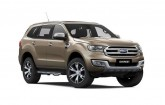 Ford Everest 2.0 Titanium+