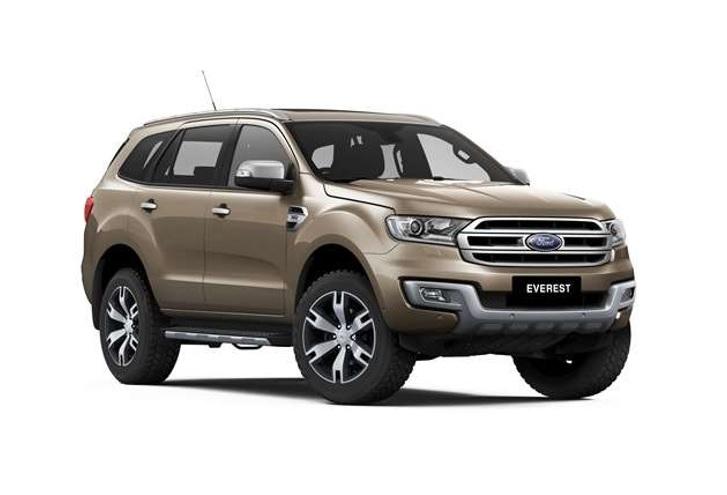 Ford Everest 2.0 Titanium+