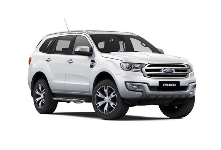 Ford Everest 2.0 Titanium