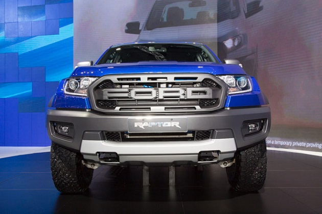 Ford Ranger Raptor 2019 mới 2.0L Bi-Turbo AT