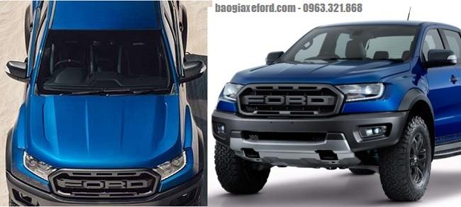 Ford Ranger Raptor moi 1