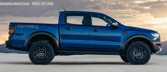 Ford Ranger Raptor moi 44