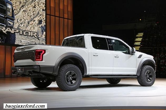 Ford Raptor 5