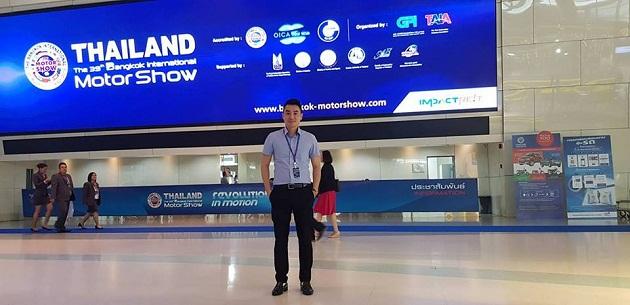 Motoshow Bangkok