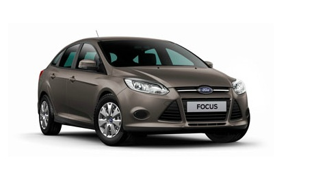 Ford Focus 1.6L Sedan Amblente MT