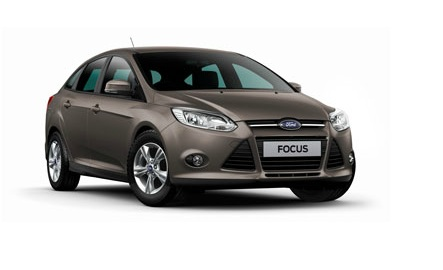 Ford Focus 1.6L Sedan Trend AT