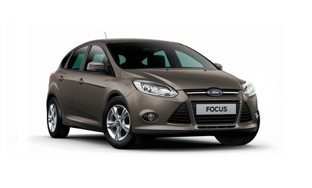Ford Focus 1.5L 5D Ecoboost Trend AT