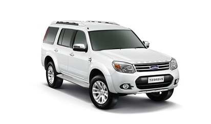 Ford Everest 4×2 MT