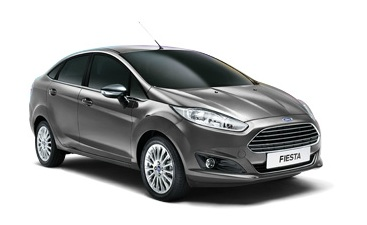 Ford Fiesta Sedan 1.5L AT Titanium