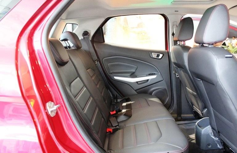 Ford EcoSport Titanium Black Edition