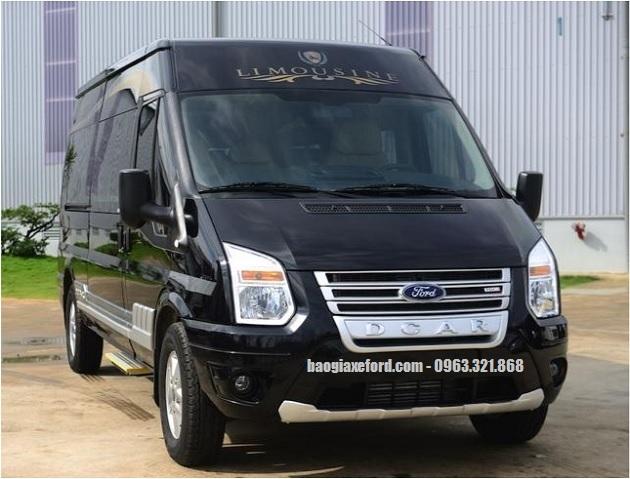 Ford Transit Dcar 1