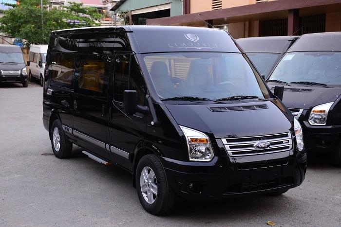 Ford Transit Dcar Limosine