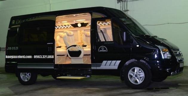Ford Transit Dcar Limousine (4)