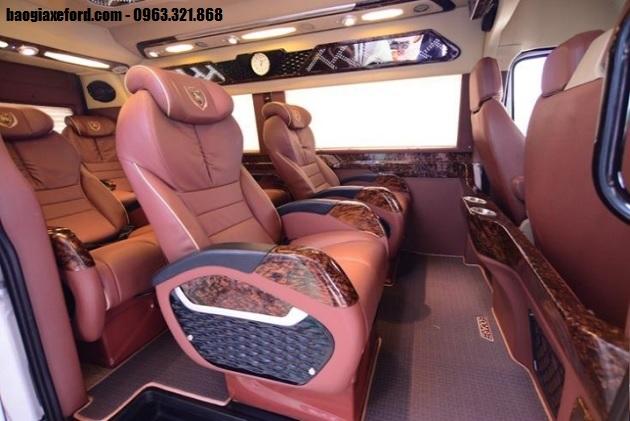 Ford Transit Dcar Limousine (5)