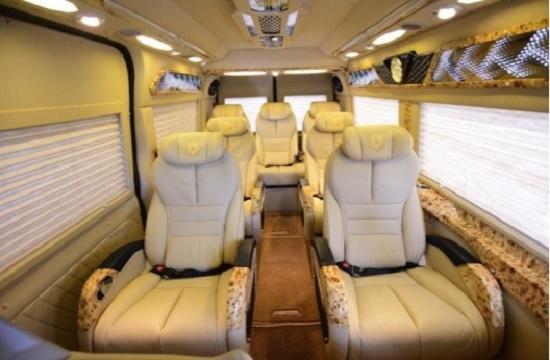 Ford Transit Dcar Limousine (8)