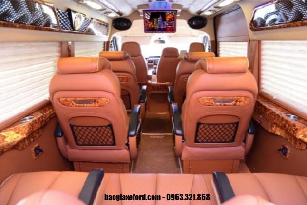 Ford Transit Dcar Limousine (9)