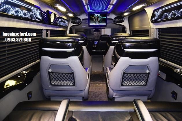 Ford Transit Dcar Limousine X (10)