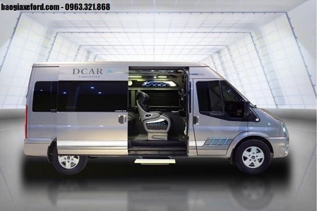 Ford Transit Dcar Limousine X (4)