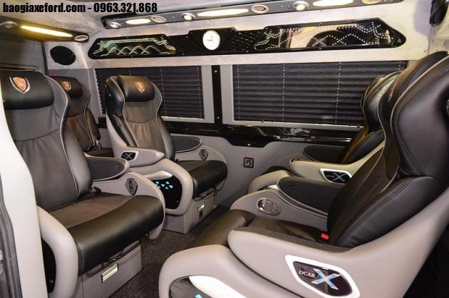 Ford Transit Dcar Limousine X (5)