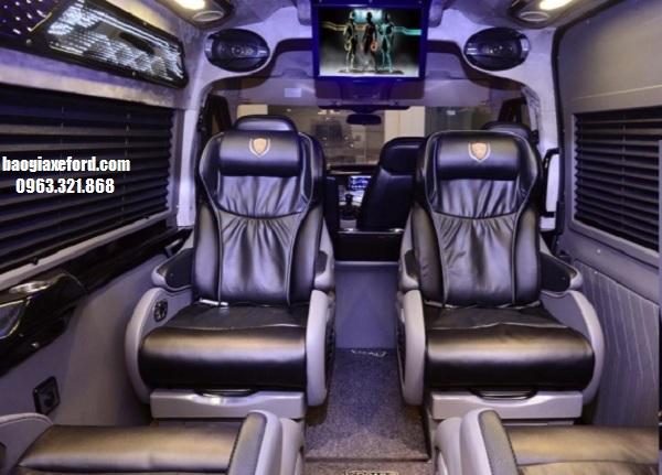 Ford Transit Dcar Limousine X (6)