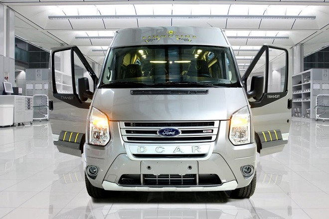Ford Transit Dcar X 1