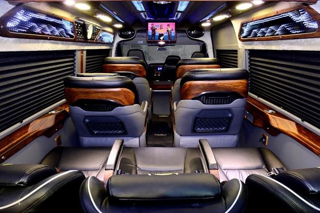 Ford Transit Dcar X 11