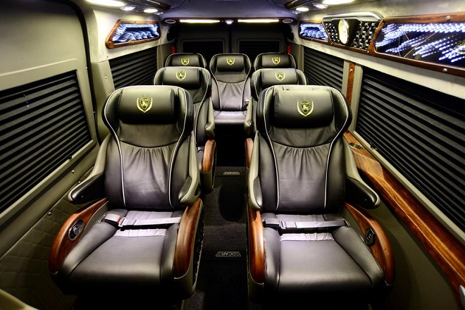 Ford Transit Dcar X 12