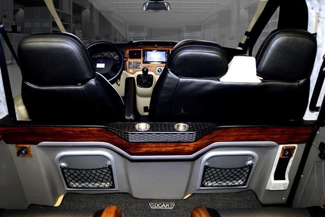 Ford Transit Dcar X 14