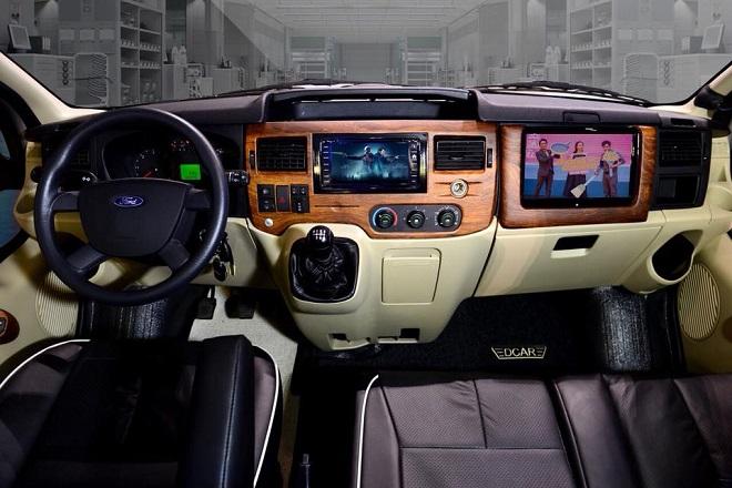 Ford Transit Dcar X 18