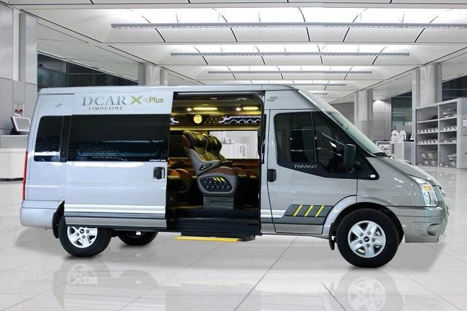 Ford Transit Dcar X 19