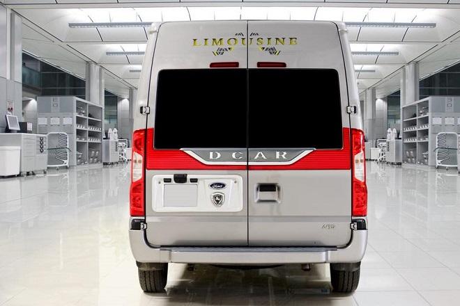 Ford Transit Dcar X 2