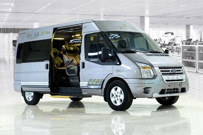 Ford Transit Dcar X