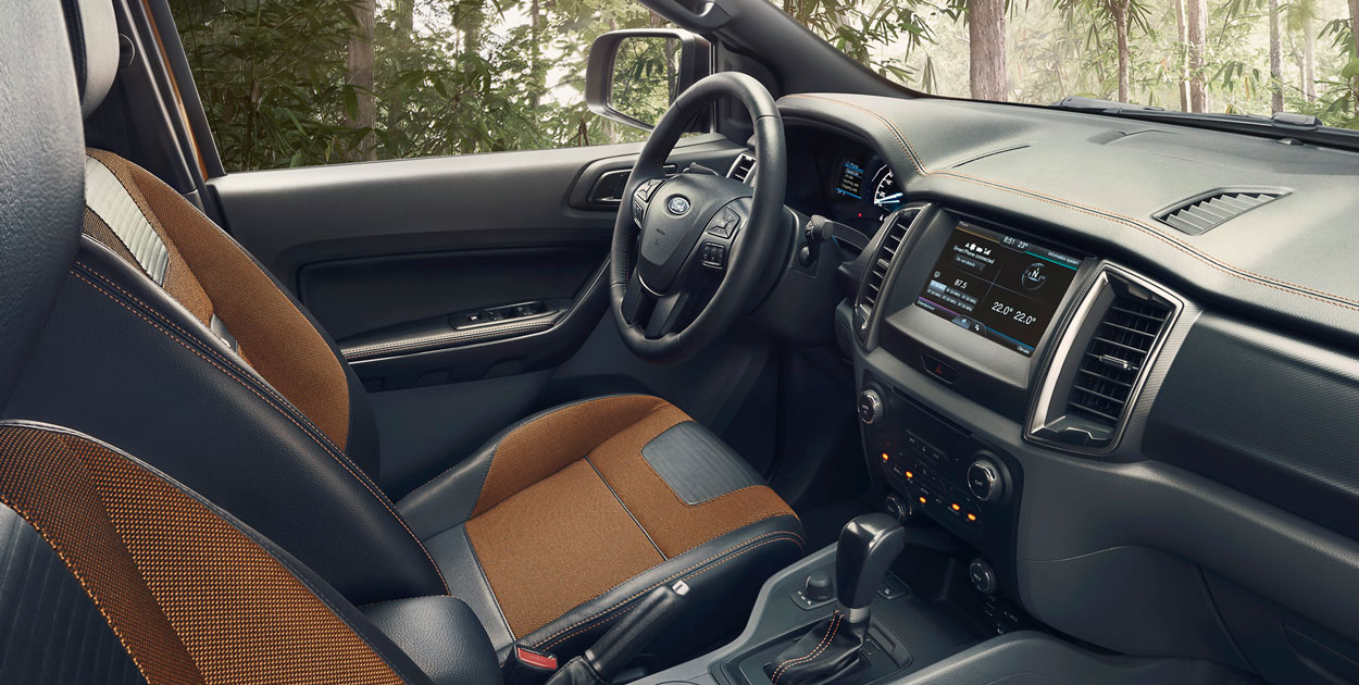 Ford Ranger 2018 mới – 07 phiên bản