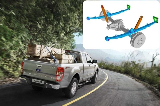 Ford Ranger 2018 69