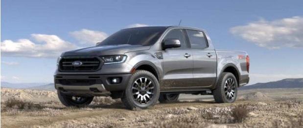 Ford Ranger 2019 mới – 07 phiên bản
