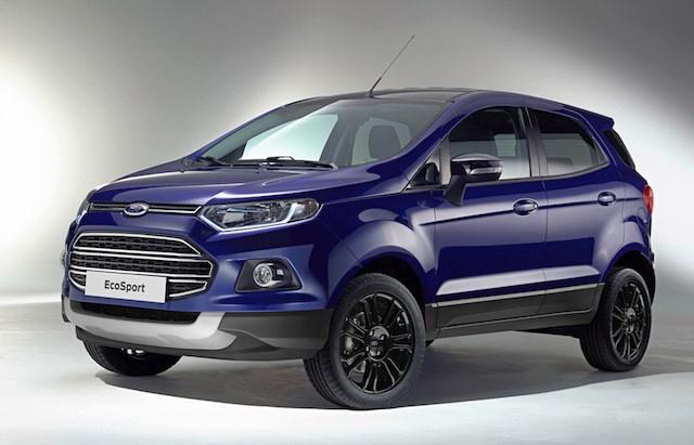 ford ecosport 2016 mới
