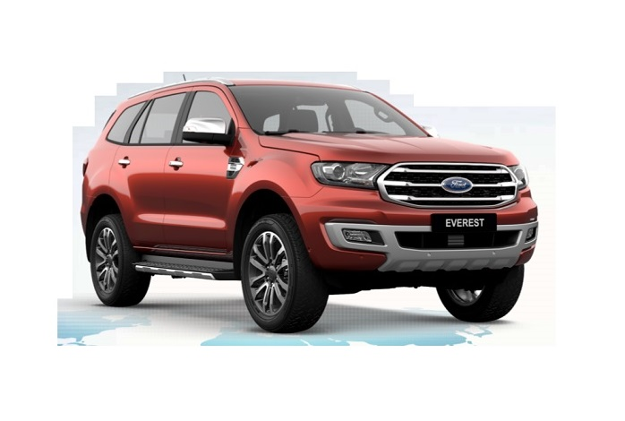 Ford Everest 2.0 Bi-turbo